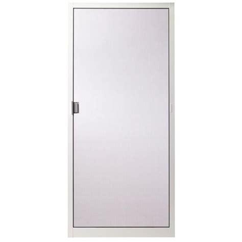 andersen ps8r perma shield ii patio door screen in white