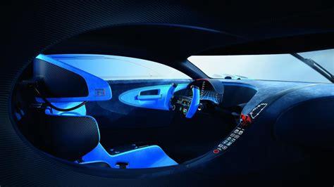 Bugatti Gran Turismo Interior by Spectacular Bugatti Vision Gran Turismo Concept Revealed