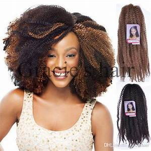 2018 18inch Synthetic Marley Braids Hair Cheap Fluffy ...