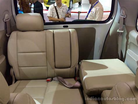Suzuki Apv Luxury Backgrounds by Suzuki Apv Luxury At The 2014 Indonesia International