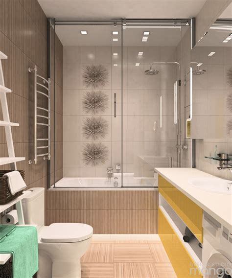 Modern Bathroom Looks by Modern Small Bathroom Designs Combined With Variety Of