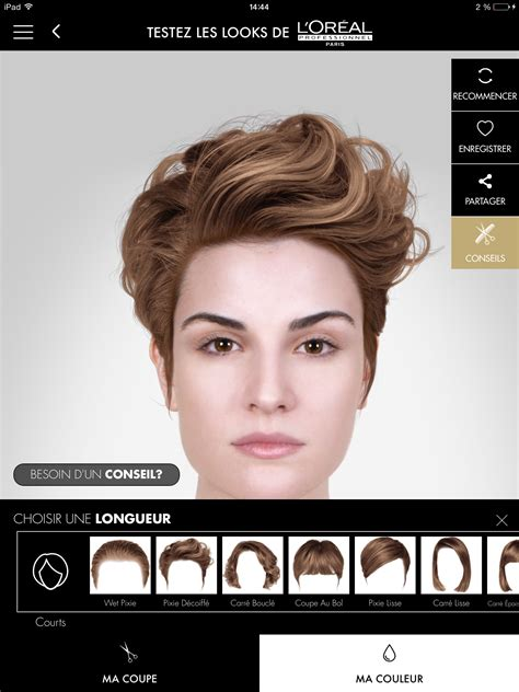 how can i style my hair style my hair l appli pour changer de t 234 te 224 l infini 4095