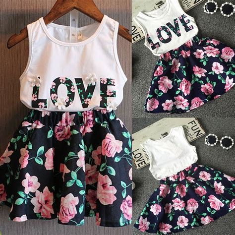 In 5 Introductory Offer Children 39 S Clothes Toddler Baby Summer Clothes T Shirt