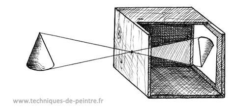 principe de la chambre comment reproduire un dessin facilement