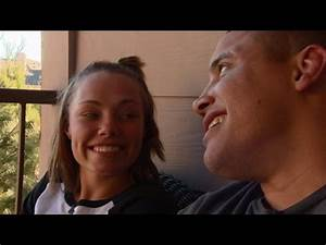 Cooking With MMA Love Birds Rose Namajunas and Pat Barry ...