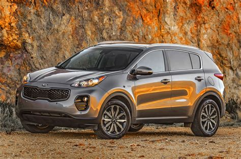 Kia Sportage Picture by 2017 Kia Sportage Suv Automatic Features And Specs