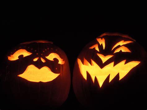 pumpkin desines carved halloween pumpkin designs