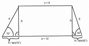 K Alpha Linie Berechnen : trapez mit sinussatz berechnen mathelounge ~ Themetempest.com Abrechnung