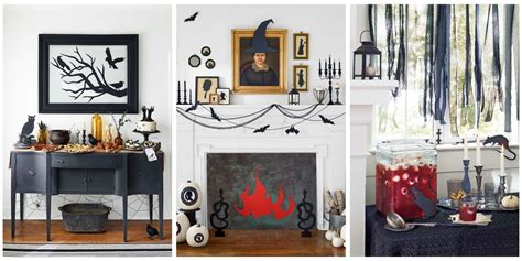 Home Interiors Party Catalog: 56 Fun Halloween Party Decorating Ideas