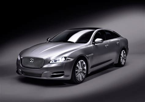 The All-new Jaguar Xj Officially Revealed