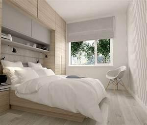 dressing pour petite chambre idees fonctionnelles With idee pour petite chambre