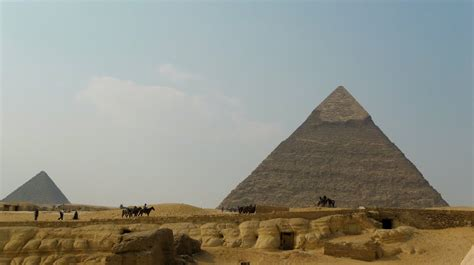 Experts Scoff At Carsons Theories On The Egyptian