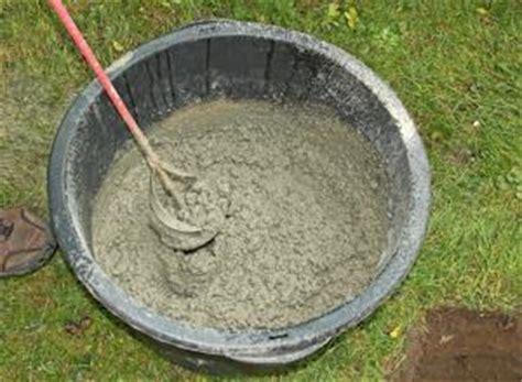 estrich beton fertigmischung mischungsverhaeltnis zement