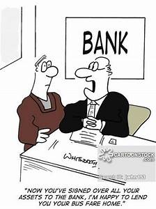 Borrowers Cartoons and Comics - funny pictures from ...
