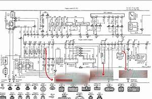 Toyota Surf 1996 1kz Te At Engine Control Wiring Diagram