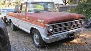 1969 Ford F100  Original Paint  No Rust Ever California Truck