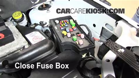 2010 Jeep Compas Fuse Box by 2008 Jeep Patriot Interior Fuse Box Location