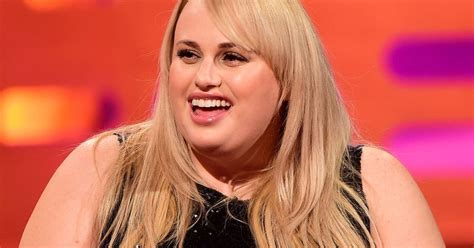 Rebel Wilson reveals her dream man has to be someone she ...