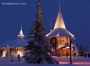 Christmas House / Santa Claus Holiday Village | Santa ...
