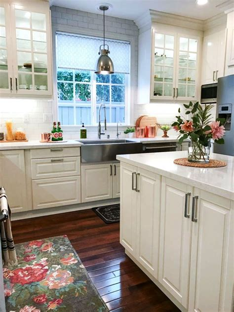 Open Kitchen Layout Ideas - 25 awesome farmhouse kitchen design and ideas to try instaloverz