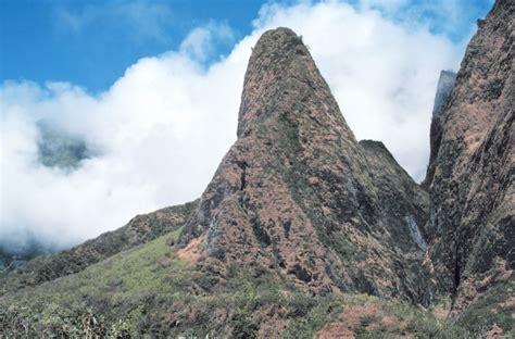 puu kukui mountain information