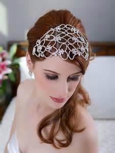 Crystal Bridal Headpiece Wedding