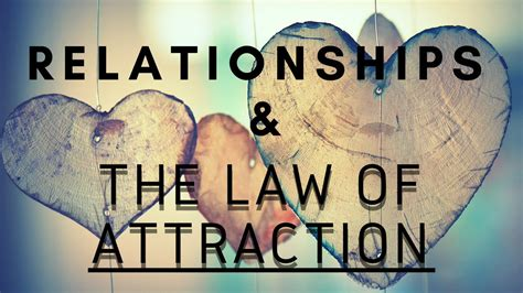 how to attract your ideal partner using the of