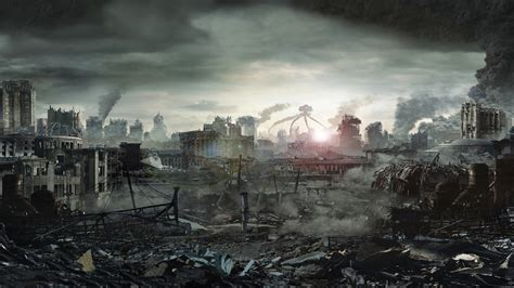 Post Apocalyptic Background Post Apocalyptic Wallpapers And Background Images Stmed Net