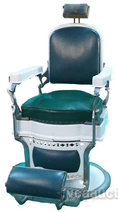 Koken Barber Chair Models by All Original Koken Porcelain Barber Chair White W Gree
