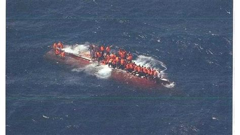 Asylum Boat Capsized is there a front door and are boat people jumping the