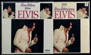 lot detail quotlove letters from elvis presleyquot album 2 With love letters from elvis cd