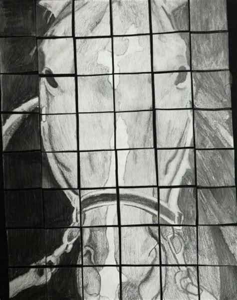 grid drawings art ed central animal pics    art