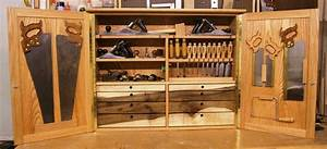 Hand tool cabinet - by DHS @ LumberJocks com ~ woodworking