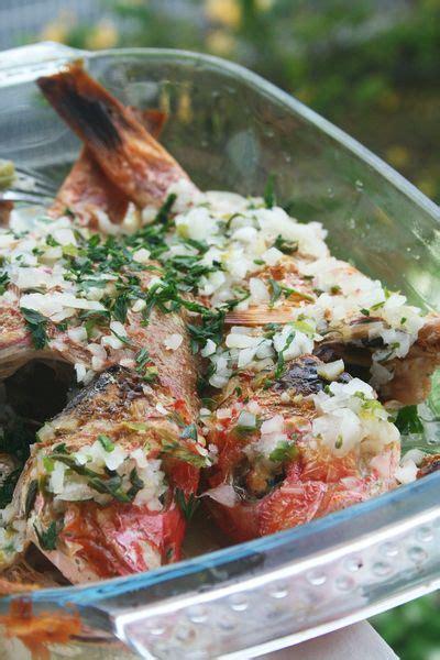 cuisine antillaise babette vivaneau grillé comme aux antilles culinaire by