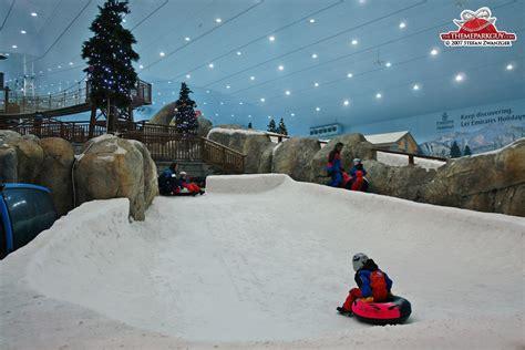 ski dubai photographed reviewed  rated   theme park guy
