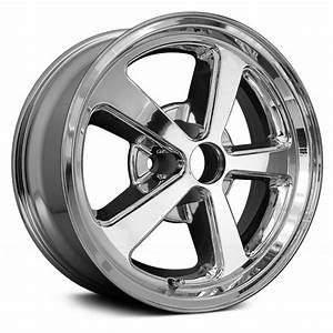 """Replace® - Ford Mustang 2003-2004 17"""" Remanufactured 5 Spokes Factory Alloy Wheel"""