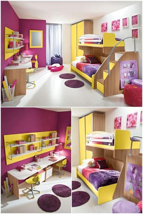 ideas de habitaciones  ninos decoracion alegre