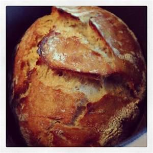Four A Pain Maison : recette pain magique facile fait maison sans machine ~ Premium-room.com Idées de Décoration