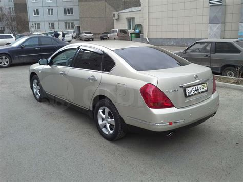 Nissan Teana Hd Picture by 2006 Nissan Teana Pictures Information And Specs Auto