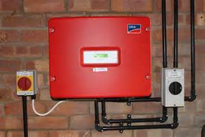Image result for Sunny Boy Inverter Installation