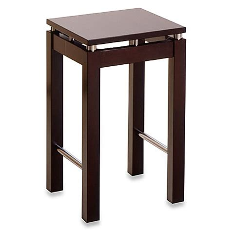 kitchen island with 4 stools espresso kitchen island 22 3 4 inch bar stool bed bath