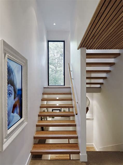 desain properti tangga kayu terbaru  desain properti