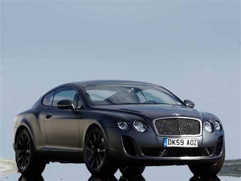 Bentley Continental Photo by Bentley Continental Supersports Picture 72750 Bentley