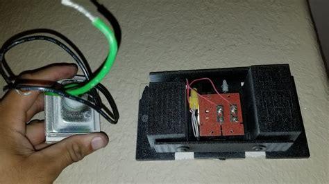 doorbell  working test  transformer youtube