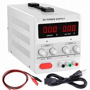 30v 10a Adjustable Dc Power Supply Precision Variable Dual