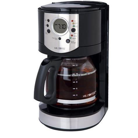 Mr Coffee CJX21 CP 12 Cup Programmable Coffee Maker   eBay