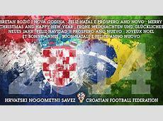 Čestit Božić i sretna nova 2014! Hrvatski nogometni savez