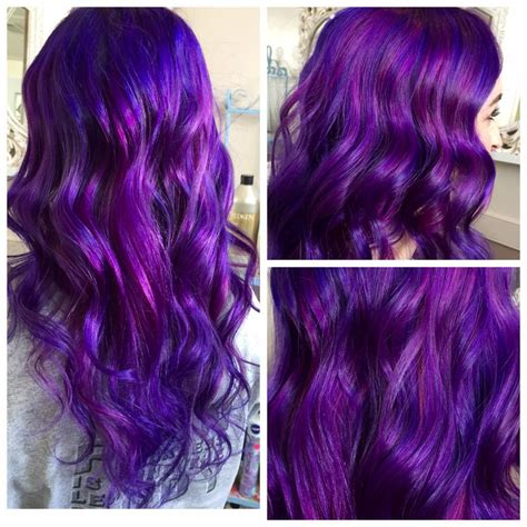 iridescent hair color iridescent hair color haircolor how to organized chaos