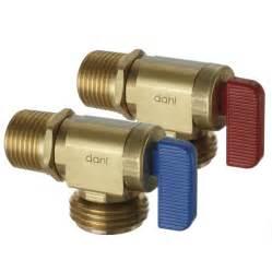 replace kitchen faucet dahl 1 2 in dual pattern brass washing machine valve