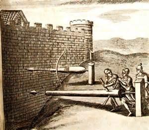 Ancient Roman Siege Weapons